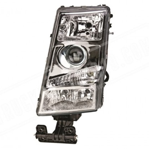 Volvo Headlight Left Side 20861573